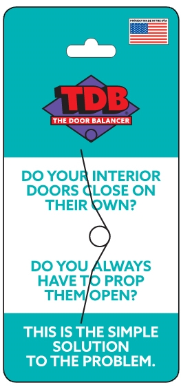 The Door Balancer