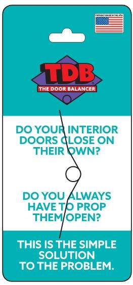 The Door Balancer